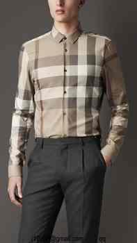 dfca995099d2 ... acheter chemise burberry pas chere,chemise manche longue homme pas  cher, chemise homme de ...